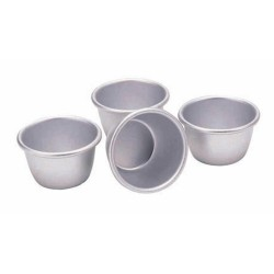 Set di 4 mini stampi per pudding - Kitchencraft -