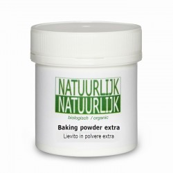 Baking powder extra BIOLOGICO 60g