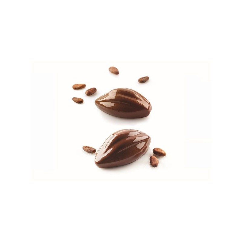 Stampo in silicone Cacao 120 - Silikomart -