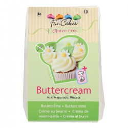 Mix per buttercream gluten free