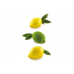 Stampo in silicone Limone & Lime 120 - Silikomart -