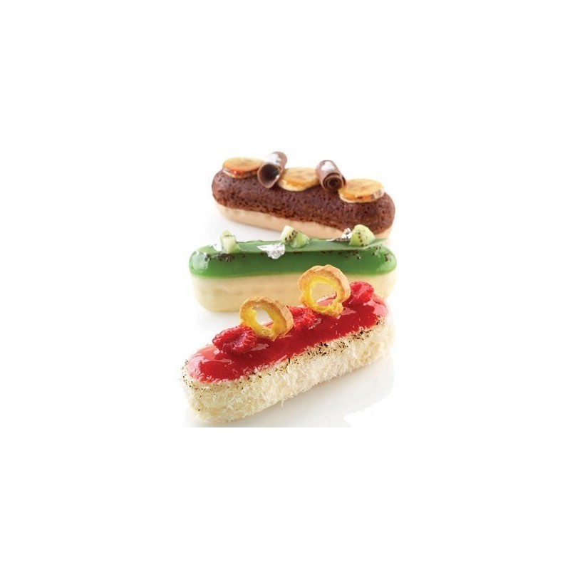 Stampo in silicone Eclair 140 - Silikomart -